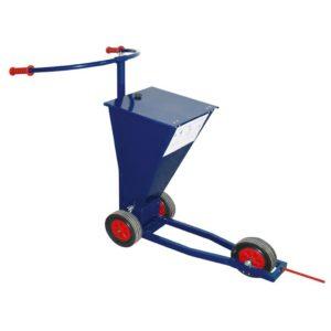 Wózek do kredowania lini boisk