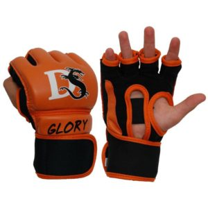 Rękawice grappling Glory MMA (203310) - SKÓRA NATURALNA