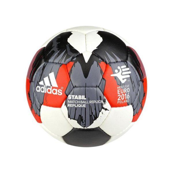 Piłka ręczna ADIDAS STABIL TRIBE EURO 2016 nr 1