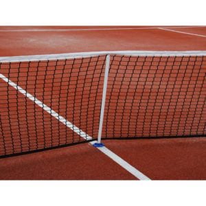 Stojak wolnostojący podtrzymujący siatkę do tenisa ziemnego