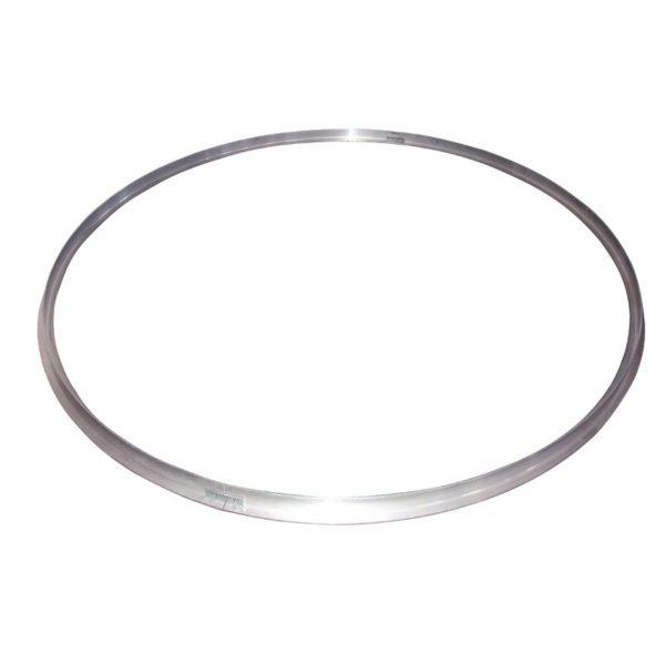Okrąg do progu do pchnięcia kulą, aluminiowy