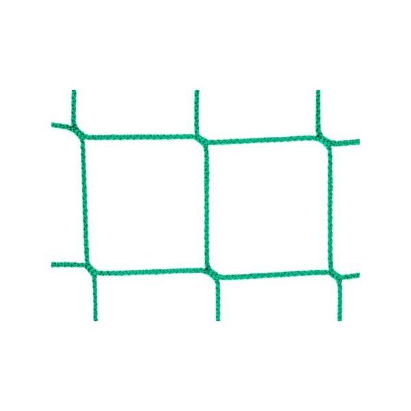 Siatka ochronna bezw. PP oczko 10x10, gr.sznur. 4 mm. D