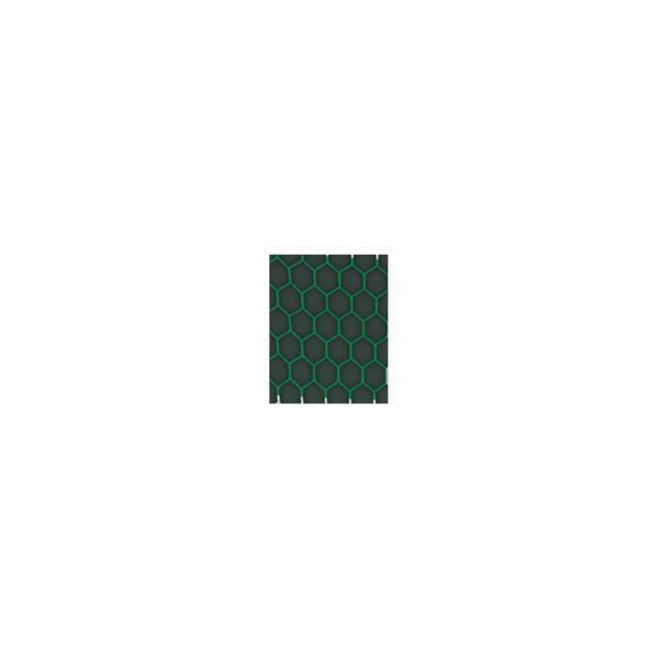 Siatka do piłki nożnej PP 4mm, 7,5x2,5m, gł. 200/200, plaster miodu