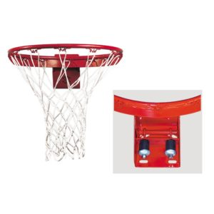 Obręcz do koszykówki uchylna PRO-IMAGE FLEX 30 (277) z siatką