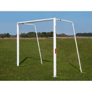 Bramka do piłki nożnej 3x2m stalowa stała, cynkowana i malowana