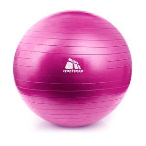 Piłka gimnastyczna 55 cm z pompką