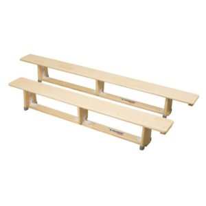 Ławka gimnastyczna drewniana 2,5 m