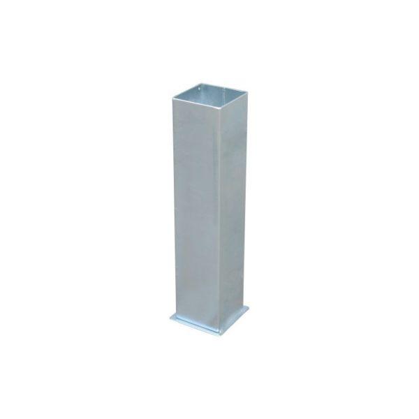 Tuleja 110x110 mm do stojaka kwadratowego 100 x 100 mm