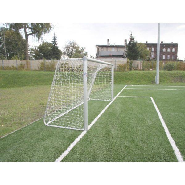 Bramka do piłki nożnej 3x2m aluminiowa przenośna