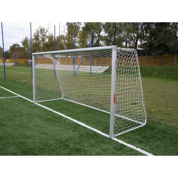 Bramka do piłki nożnej 3x2m aluminiowa do tulei