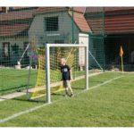 Siatka do piłki nożnej mini 1,5 X 2,2 M PP 3 mm