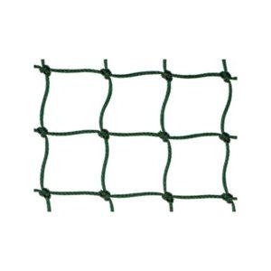Siatka ochronna PE, oczko 5x5, gr. sznur. 4 mm