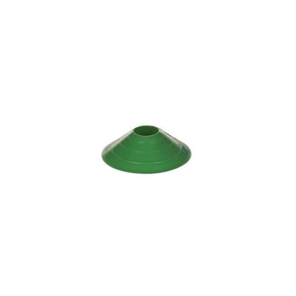 Pachołek 6 cm zielony