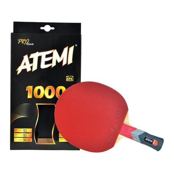 Rakietka do tenisa stołowego ATEMI 1000 an