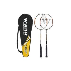 Rakietka do badmintona WISH 317K - zestaw